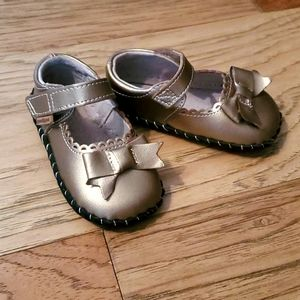 Pediped Originals Betty Gold 12-18 months Shoes